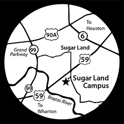 Roadmap to Sugar Land