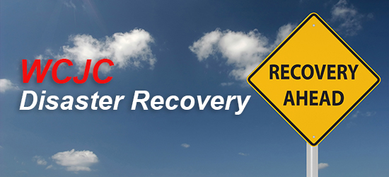 WCJC Disaster Recovery