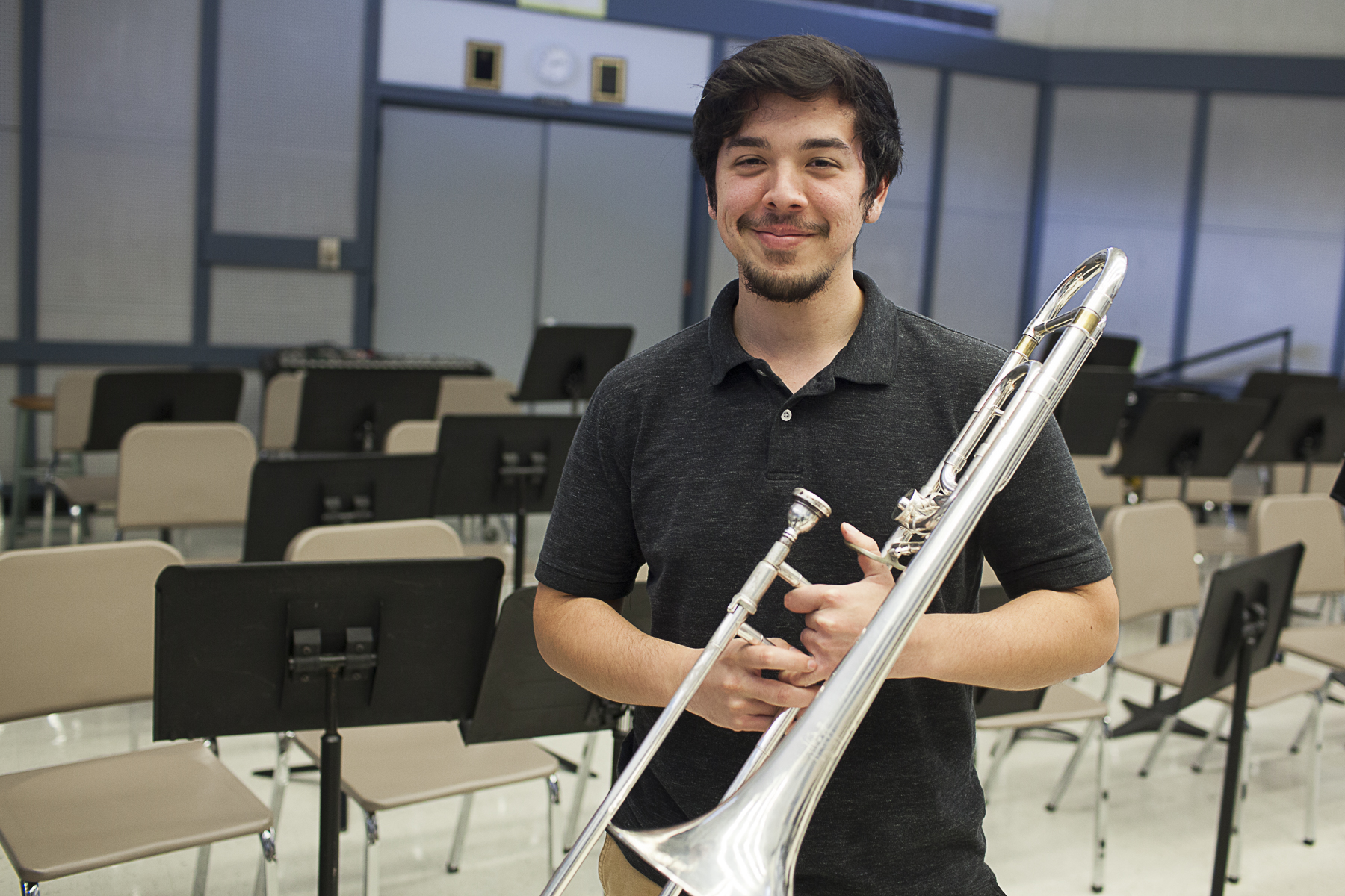 ALL-STATE BAND - WCJC trombone player earns spot on All-State Band