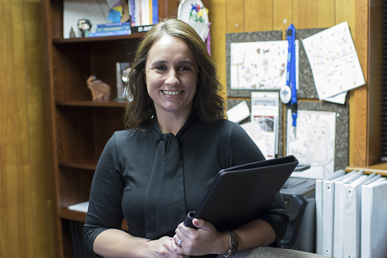 ON THE FRONT LINES - Allen brings expertise, passion for education to WCJC
