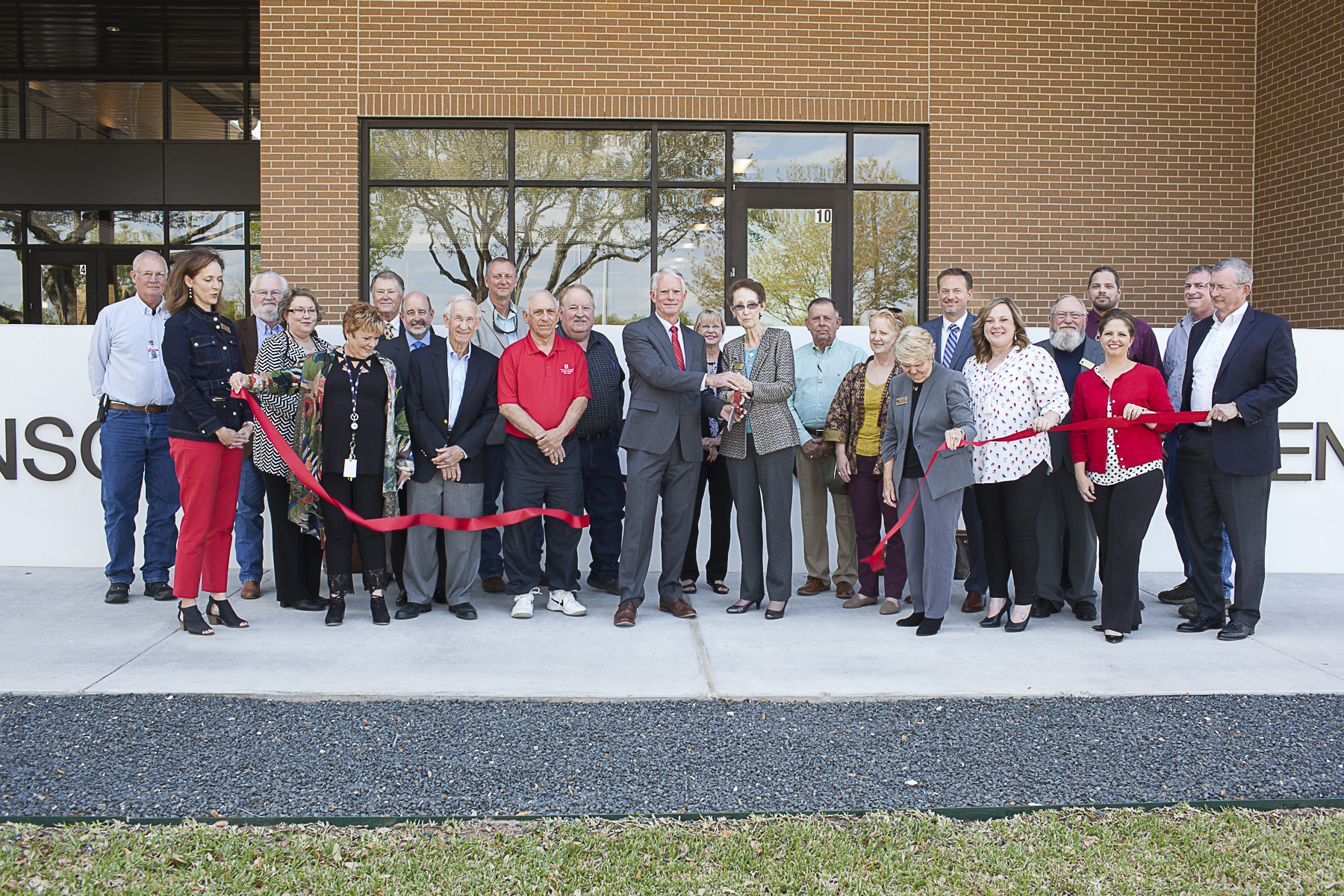 AN ENHANCED ABILITY TO LEARN - Renovated Johnson Health Occupations Center boosts student learning