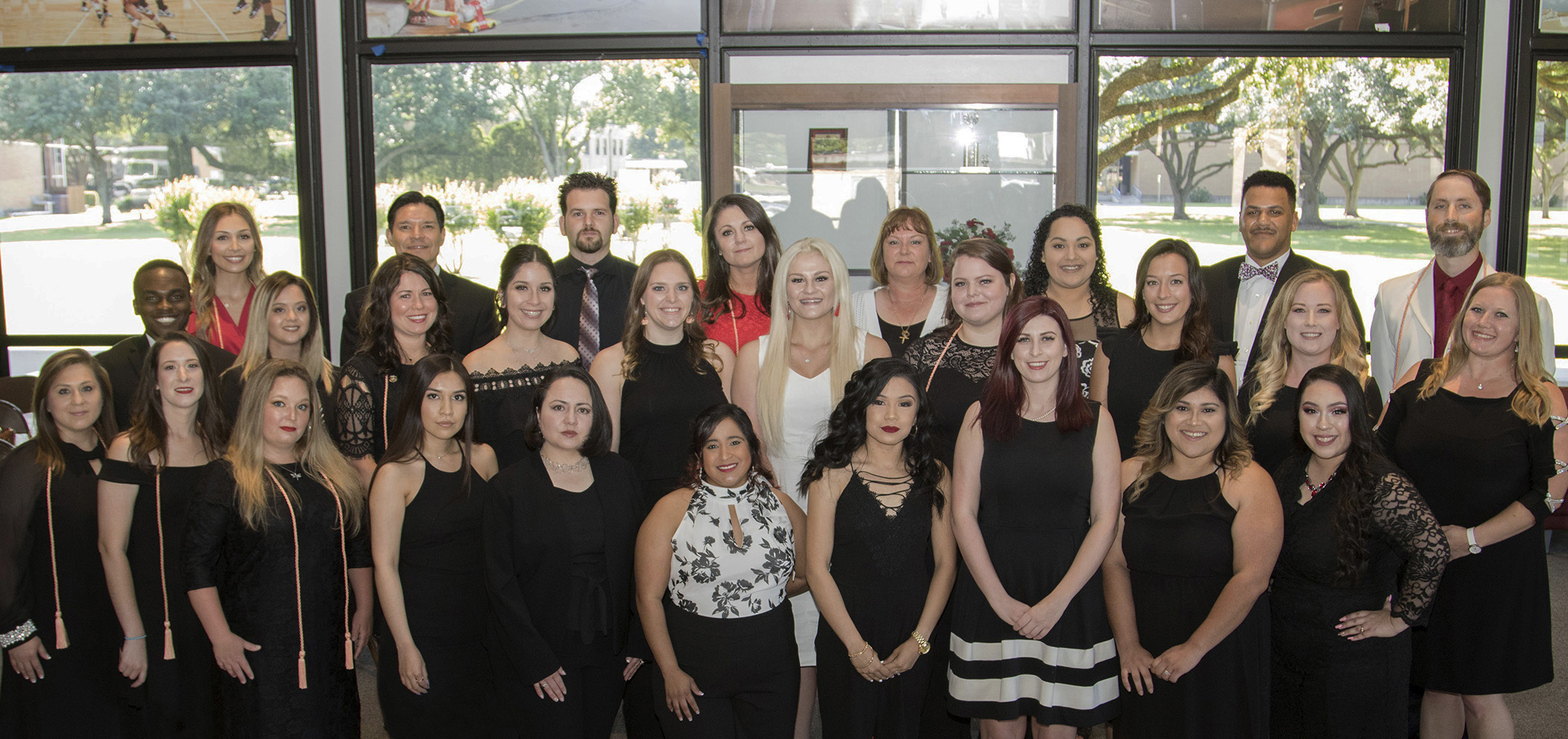 WCJC ASSOCIATE DEGREE NURSING PROGRAM GRADUATES 28