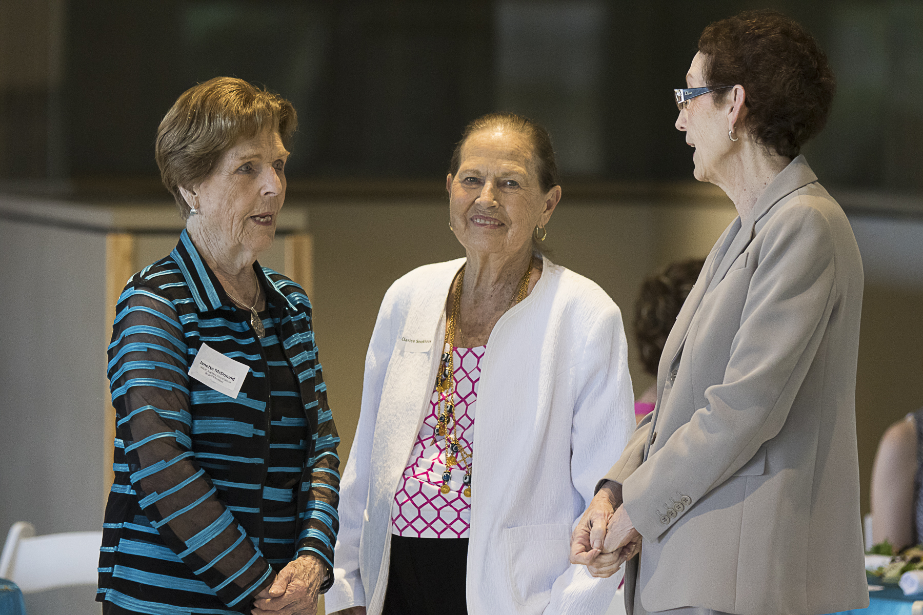 GIVING THANKS - WCJC Friends of the College event recognizes donors, scholarship recipients