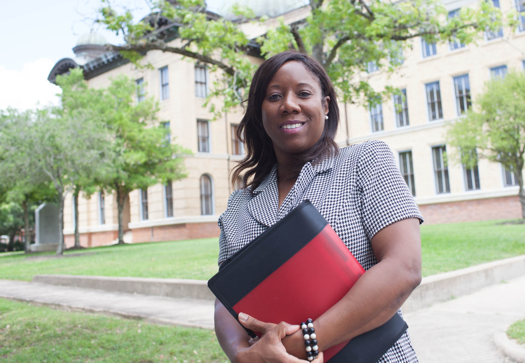 A GREAT PLACE TO START - WCJC's Paralegal Studies program prepares students for law school