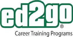 Ed2go career training programs logo