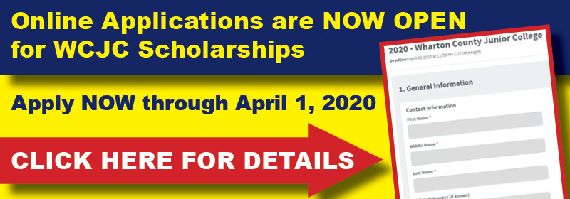 50 plus wcjc scholarships