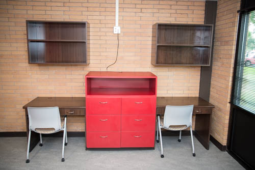 Mullins desks and dressers