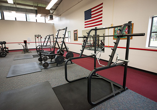 olympic lifting area 2