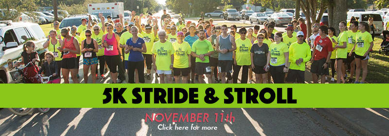 5K Stride and Stroll