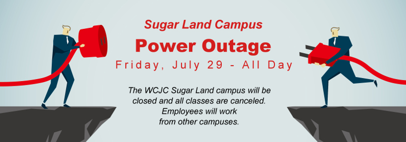 Electricity Outage at Sugar Land